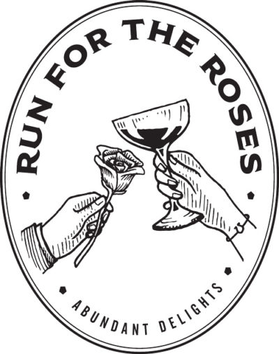 Run for the Roses logo